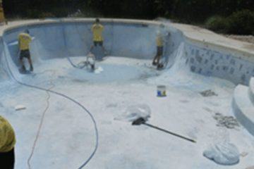 Pool Repair and Renovation